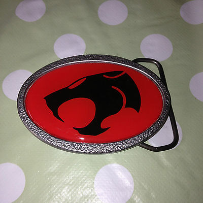 THUNDERCATS Collectable Rare Belt Buckle