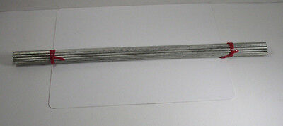 "(25) M17/130-00005 Coaxial Cable Tube 16"" Long  Qty 25"