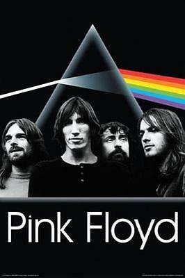 PINK FLOYD DARK SIDE OF THE MOON GROUP POSTER PRINT 24x36 NEW FAST FREE SHIPPING