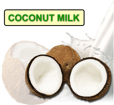 Coconut Milk x 200 ml fragrance oil for candles melts soap burners