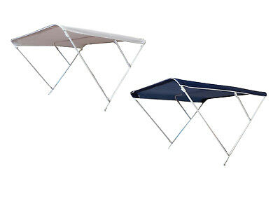 Tendalino parasole 3 archi BEST PRICE per barca gommone_MADE IN ITALY