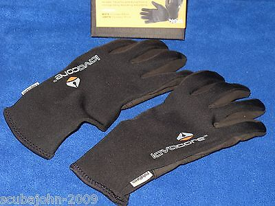 LavaCore by Oceanic Trilaminate Polytherm 5 finger gloves