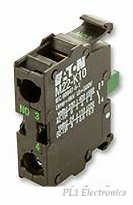 Eaton Moeller   M22-K10   Contact Block, 1No, Screw