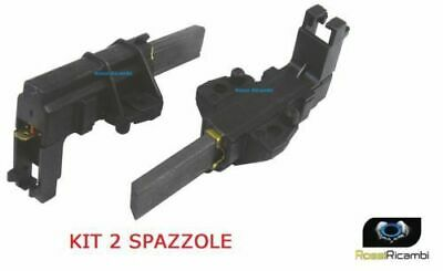 Spazzole Carboncini Motore Lavatrice Candy Hoover Zerowatt  Ceset  49018683