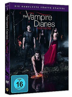The Vampire Diaries Die Komplette Dvd Staffel 5 Deutsch