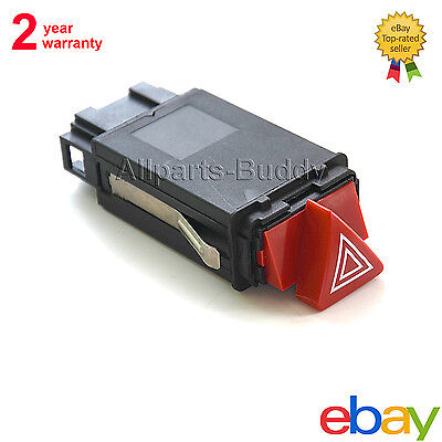 8D0941509H For Audi A3 A4 B5 A6 C6 Hazard Warning Light Switch Flasher Relay