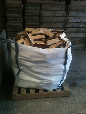 Seasoned Firewood Hardwood Logs, Free Delivery To Ct Post Codes