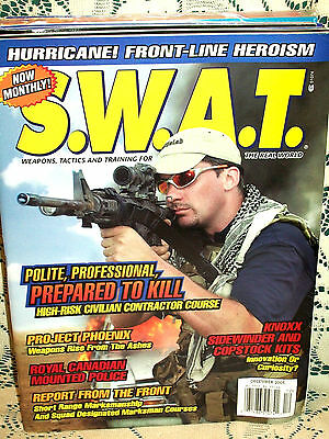 Swat 12/2005~Civilian Contractor Course~Knoxx Sidewinder~Armalite Ar-10A4~Kimber