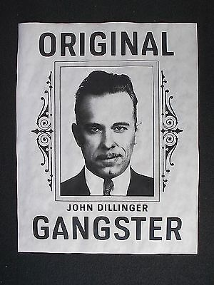 Mug Shot Of Depression-era Outlaw John Dillinger Cheap Price New 8x10 Photo Historical Memorabilia
