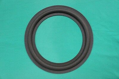 New 2 pieces 8 inch surrounds repair foam for BMB woofer / bass speaker