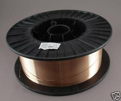 "30 lb Roll ER70S-6 .035"" Mild Steel MIG Welding Wire Free Shipping! Layer Wound!"