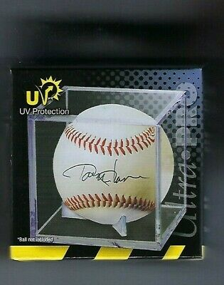 ULTRA PRO BASEBALL DISPLAY CASE CUBE WITH CRADLE, UV PROTECTION 6 Pack