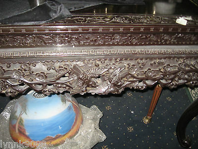 Carved  Chinese  Table