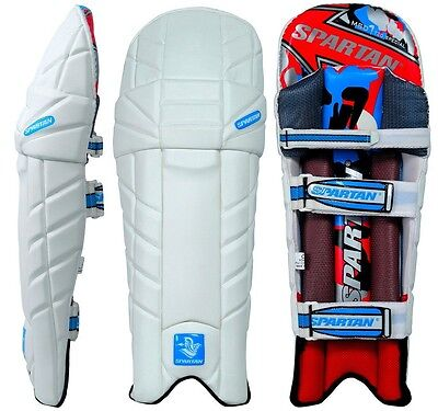 Spartan MSD Helicopter Cricket Batting Pads RH//LH AU Stock Free Ship Leg Guard