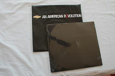 Chevrolet 2007 Corvette  Sales Brochure with outer mailing envelope