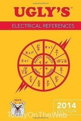 Ugly's Electrical References Spiral Bound 2014 Edition by Jones & Bartlett