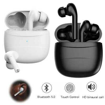 Dual Wireless Bluetooth Earbuds Earphone Headphones For Apple iPhone Android IOS