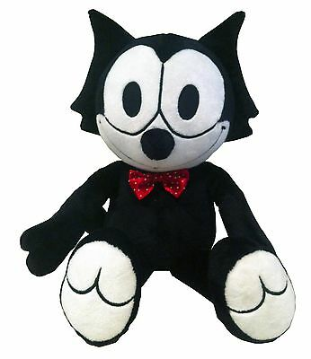 "Felix The Cat 16"" Plush (Ships Direct From The Felix Studios)"