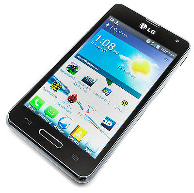 LG Optimus L9 M769 GSM Unlocked AT&T T-Mobile Touchscreen Smartphone