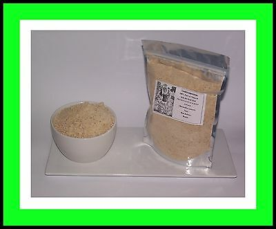 Frankincense Powdered Gum Resin 100g Wildcrafted Boswellia carteri, 100% Natural