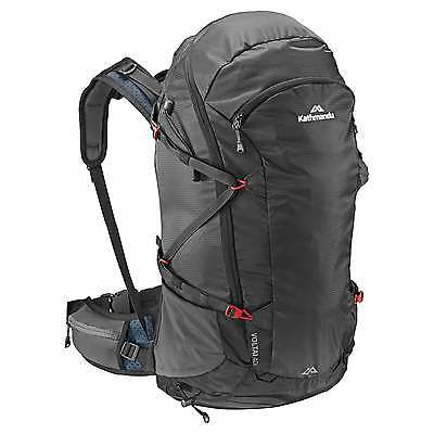 Kathmandu airLT Voltai Travel Hiking Camping Backpack Rucksack 40L v2 Black
