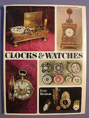 Clocks & Watches by Eric Bruton