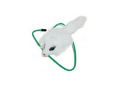 Ethical Spot Doorknob Mouse Hanging Boucing Cat Toy Colors Vary Free Ship Usa