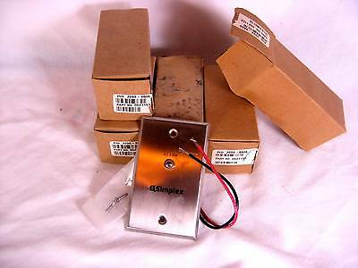 Lot of 5 Simplex 2098-9806 0621151 Remote Indicator Test Station