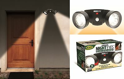 Cordless Night Eyes Motion Light Motion Activated Flood Security LED Outdoor