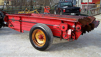 Nice ! MF 110  Manure Spreader PTO Drive , CAN SHIP @ $1.85 loaded mile