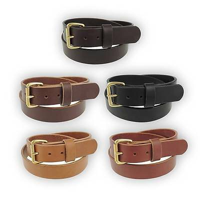 """HC50WB_1 1/2"""" Wide_HEAVY DUTY LEATHER GUN HOLSTER_WORK BELT_AMISH MADE"""