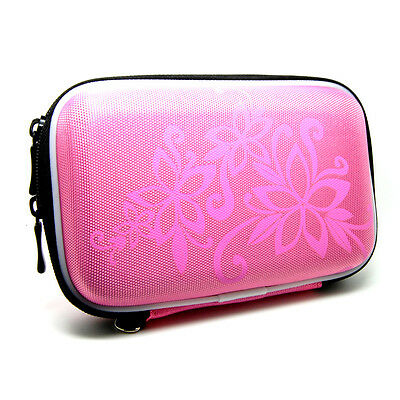 Hard Carry Case Bag Protector For Digital Western My Wd Passport Elite Se Hdd _x