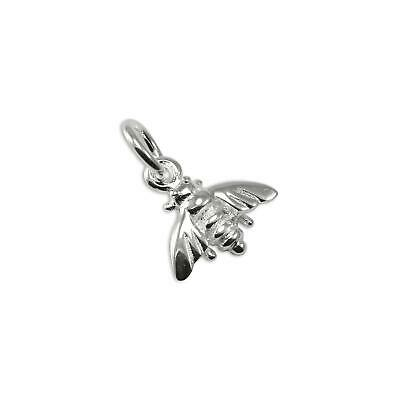 Cute 925 Sterling Silver Bumble Bee Charm / Charms / Bees