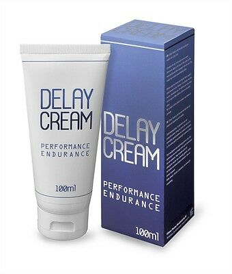 Cobeco Performance Endurance Male Delay Cream: Large 100ml Climax Control Cream