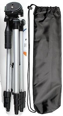 """50"""" Inch Professional Tripod ~Including CASE!~ For all CAMERA/CAMCORER! SN"""