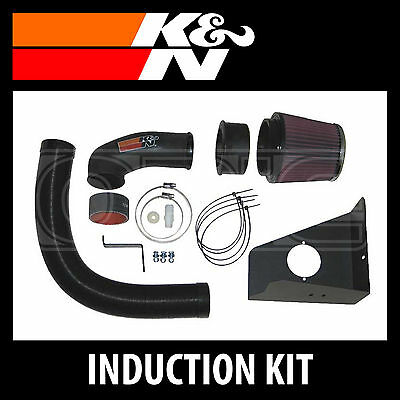 K&N 57i Gen 2 Performance Air Induction Kit 57I-6510 - K and N High Flow Part