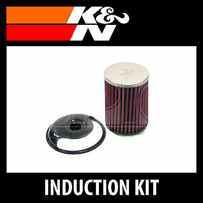 K&N 57i Performance Air Induction Kit 57-0454 - K and N High Flow Original Part