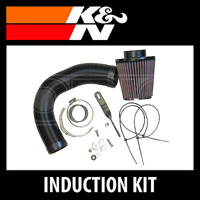 K&N 57i Performance Air Induction Kit 57-0621 - K and N High Flow Original Part