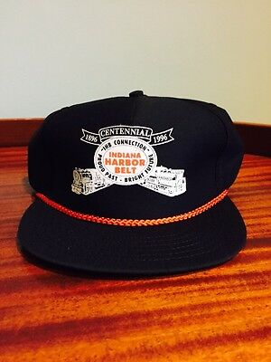 INDIANA HARBOR BELT RAILROAD 100th ANNIVERSARY CAP