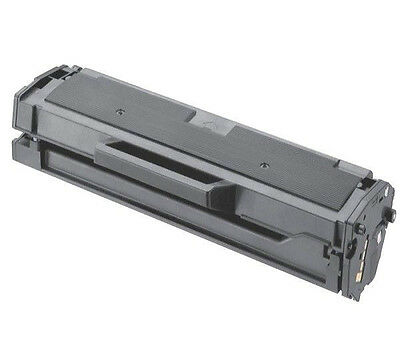 2PK Remanufactured Black Toner, Compatible with Samsung MLT-D101S for ML-2165W