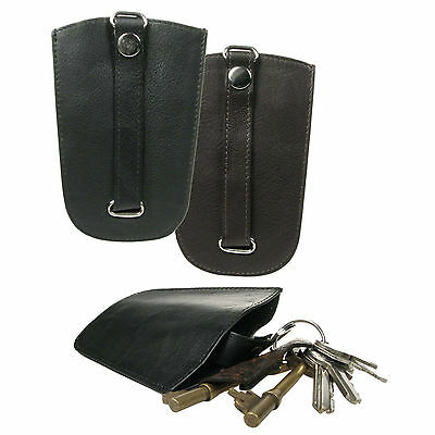 New High Quality Real Leather Key Holder Wallet Purse  0126