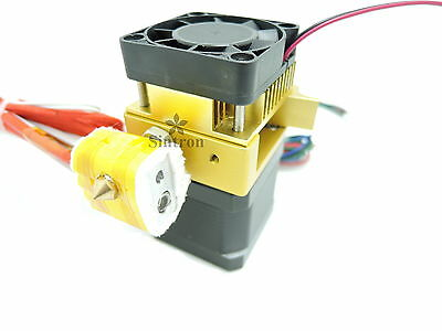 MK8 Extruder Nozzle Latest Upgrade Print Head for 3D Printer, MakerBot, Prusa i3