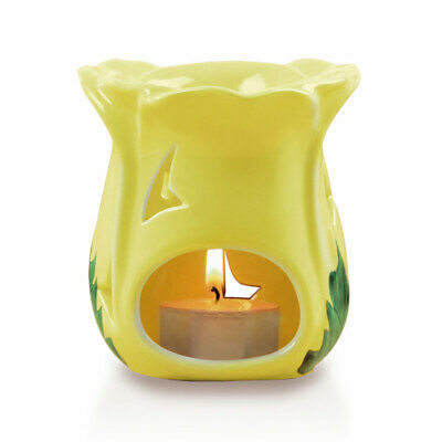 Aroma Lamp/burner For Essential Oils With Tea Candle - 4 Colours