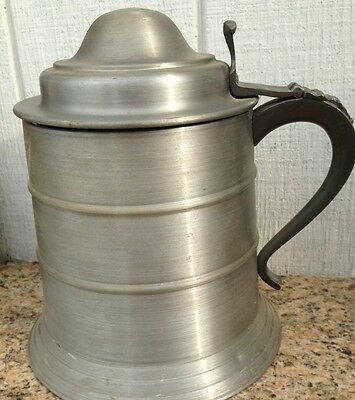 Vintage Bar large Stein shaped Ice Bucket Made in Italy