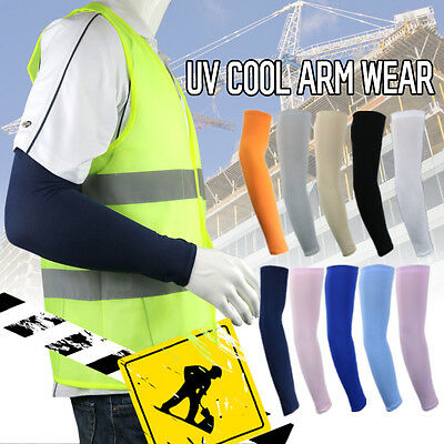 The Elixir Construction Arm Protective Sleeve One Size Various Colors Lab Office