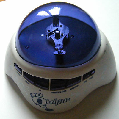 RADICA 20Q CHALLENGE TABLETOP ELECTRONIC GAME [Blue & White]