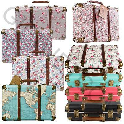 New Selection Of Suitcases Storage Box Case Storage Toy Chest Home Decoration