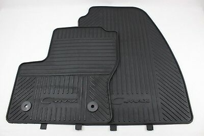 Original Floor Mats Rubber Front Ford C - Max+Grand C - Max 1/2012-4/2015 ""