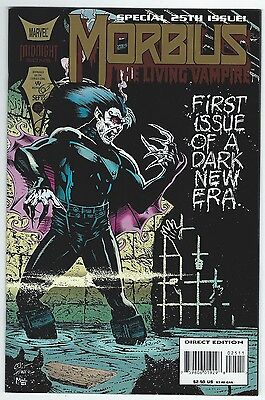 Morbius The Vampire Slayer #25  Vf++  Worth A Look  Priced To Go