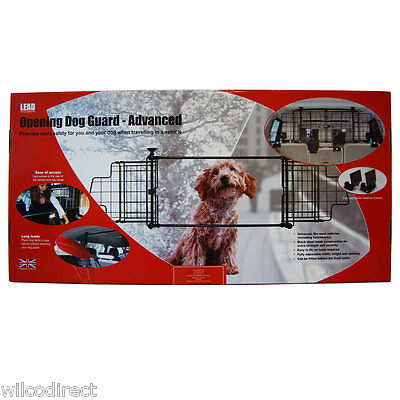 Universal Car Dog Guard Safety Cat Pets Open Access Boot Guard Travel safety